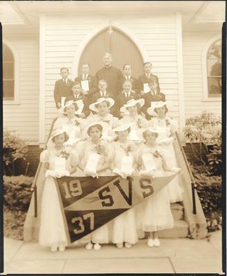 St-Virgil's-School-1937-grads-400